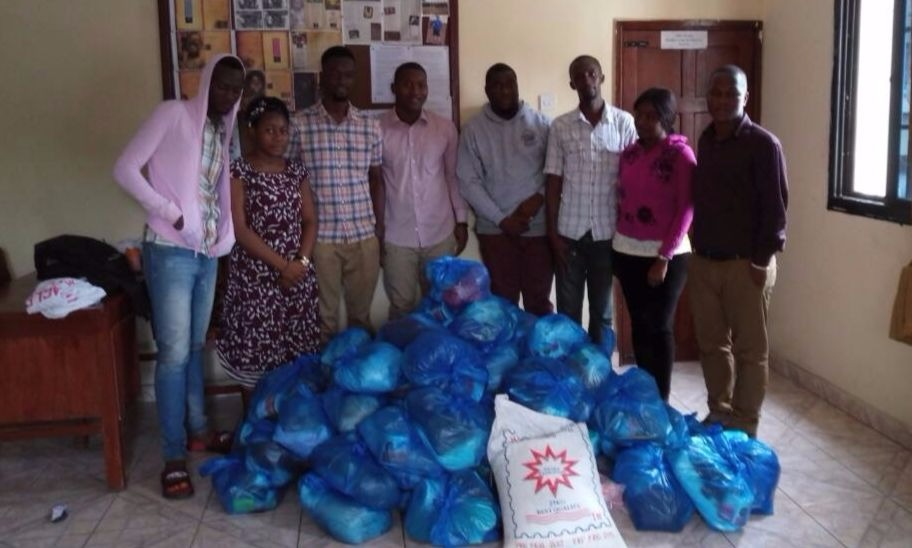 Crossroads Assists in Relief Efforts in Sierra Leone