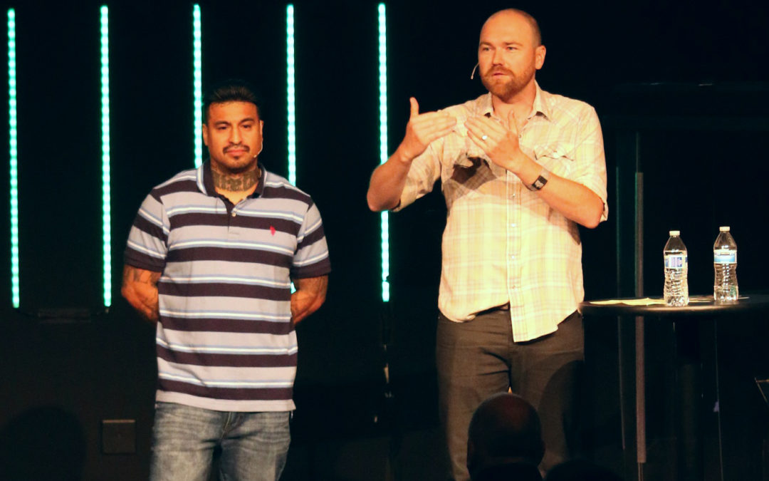 Crossroads Chapel: Chris Hoke and Neaners Garcia