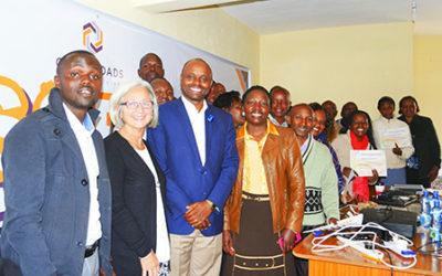 Ministry is Fruitful in Kenya