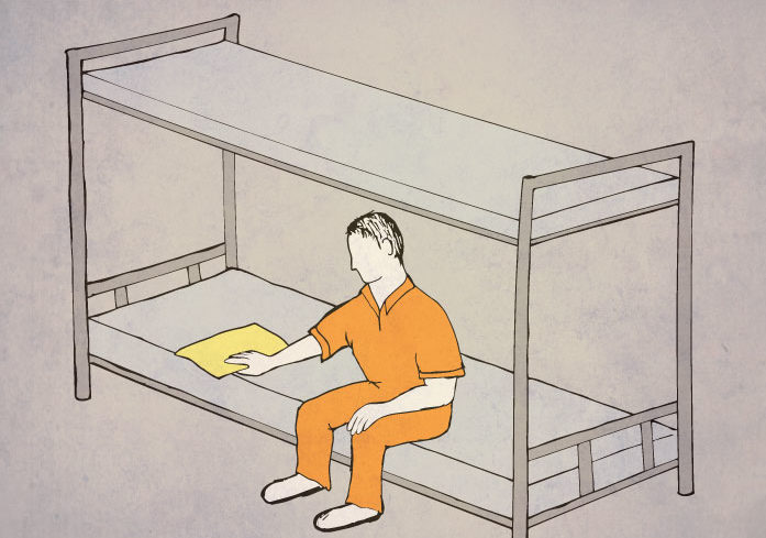 Why Do You Write Letters to Prisoners?