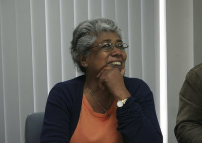 Mary Jesusathan, Mentor Support Office Volunteer