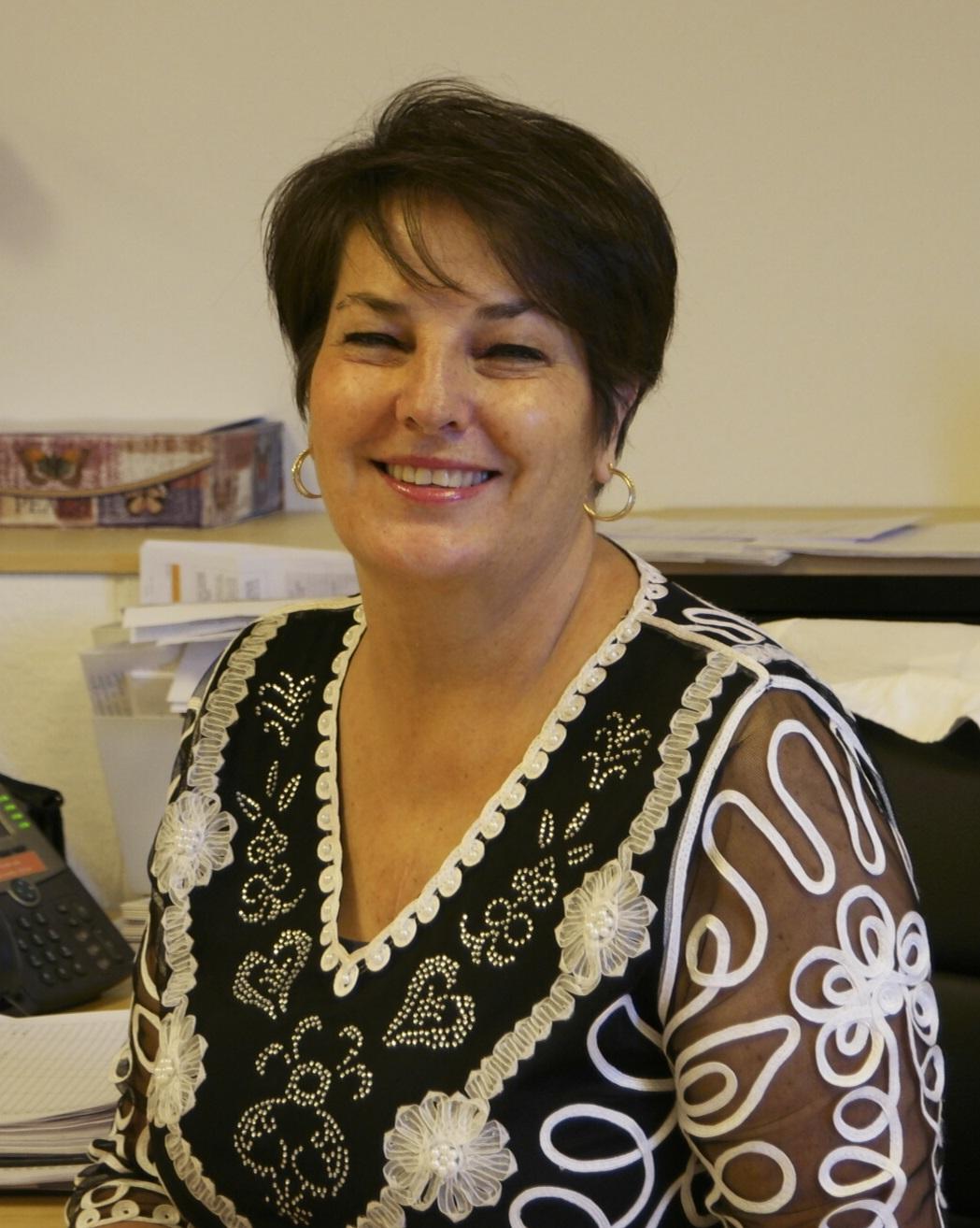 Martie Van Niekerk