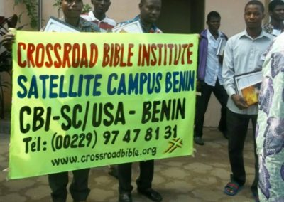 Satellite Campus Benin Banner
