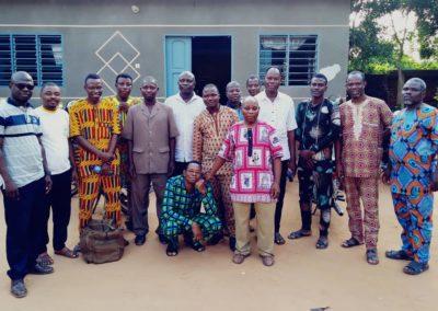 Crossroads Benin Mentors