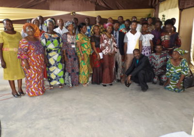 Meeting of Crossroads Benin Students