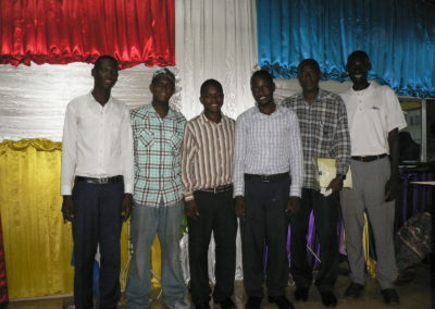 Crossroads Sierra Leone Original Leadership Team