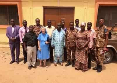 Members of Prison Evangelists Committee
