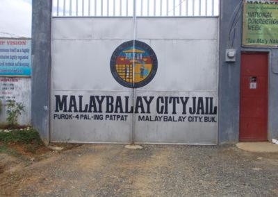 Malaybalay City Jail Entrance