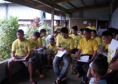 Student Enrollment Meeting