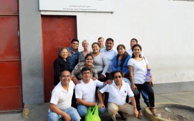 Crossroads Gaining Momentum in Peru Prisons