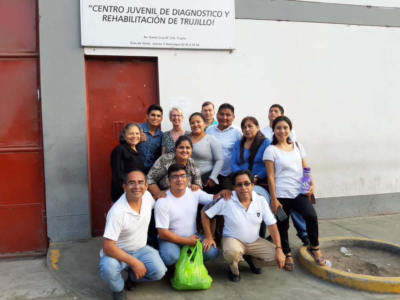 Crossroads Gaining Momentum in Peru Prisons
