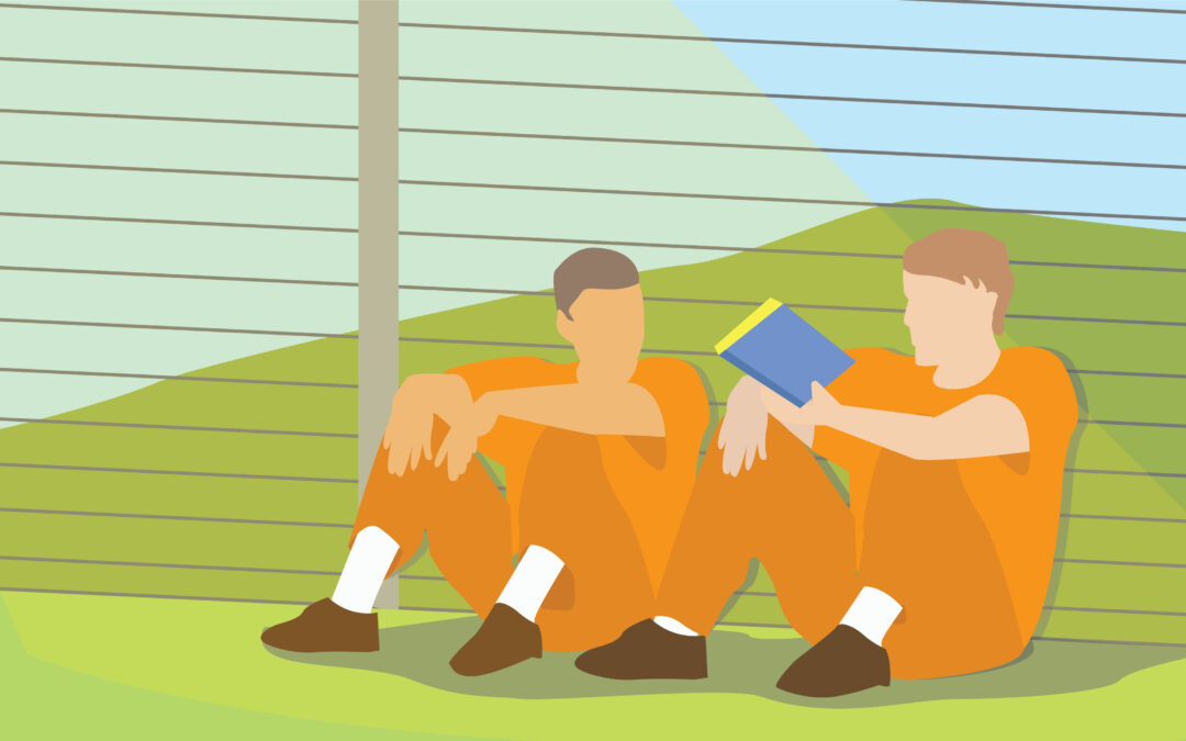 Finding Answers in Prison