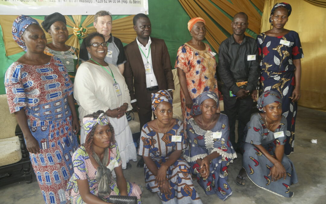 Crossroads Bible Study Translated into African French